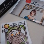 A tournament game of Love Letter